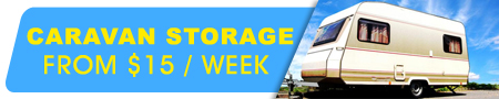 Caravan Storage in Adelaide from $15 per week
